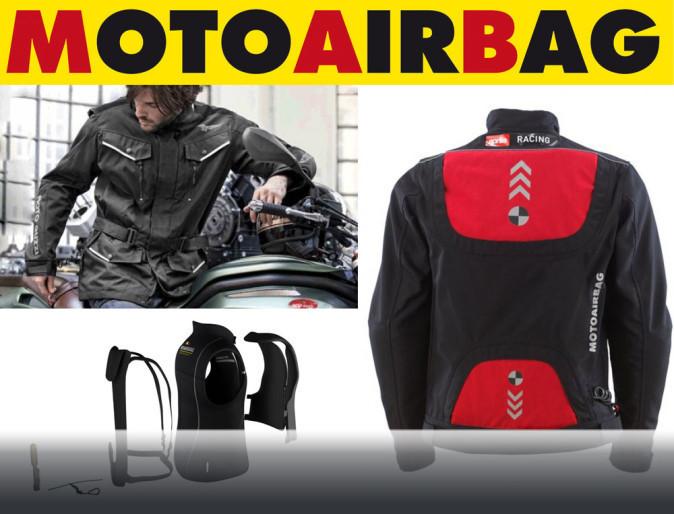 Vidéo Moto Airbag : pour tout comprendre !