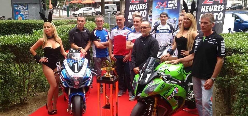 nova moto conference de presse 24 h du mans