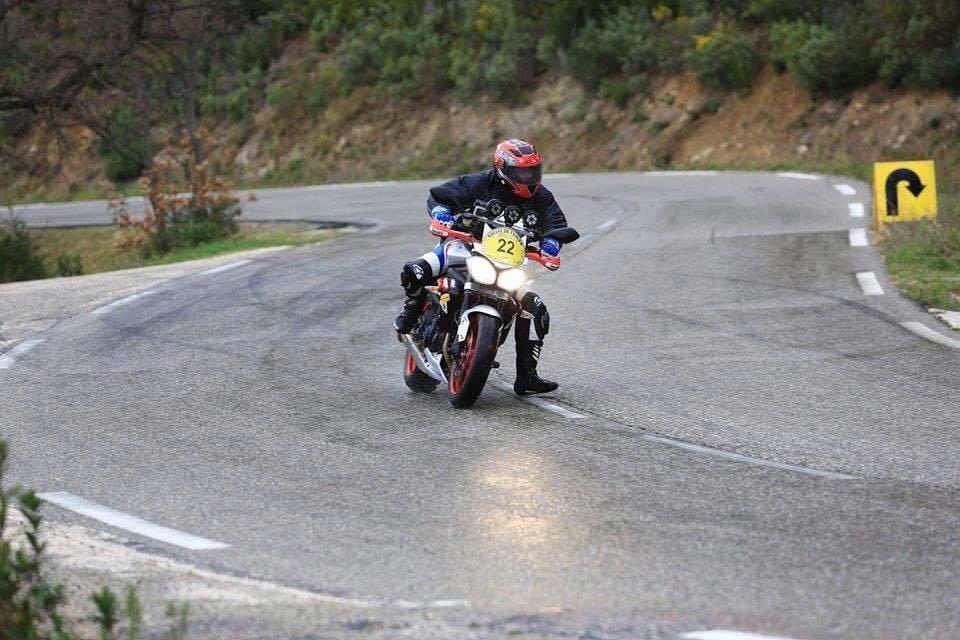 Rallye routier moto