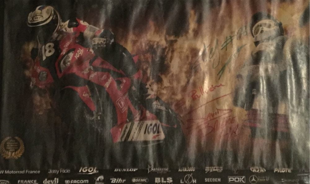 Nova Moto Team 18 stock