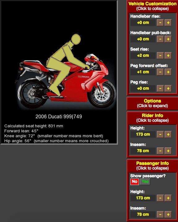 nova-moto-ergonomie-moto-position-personnalisation