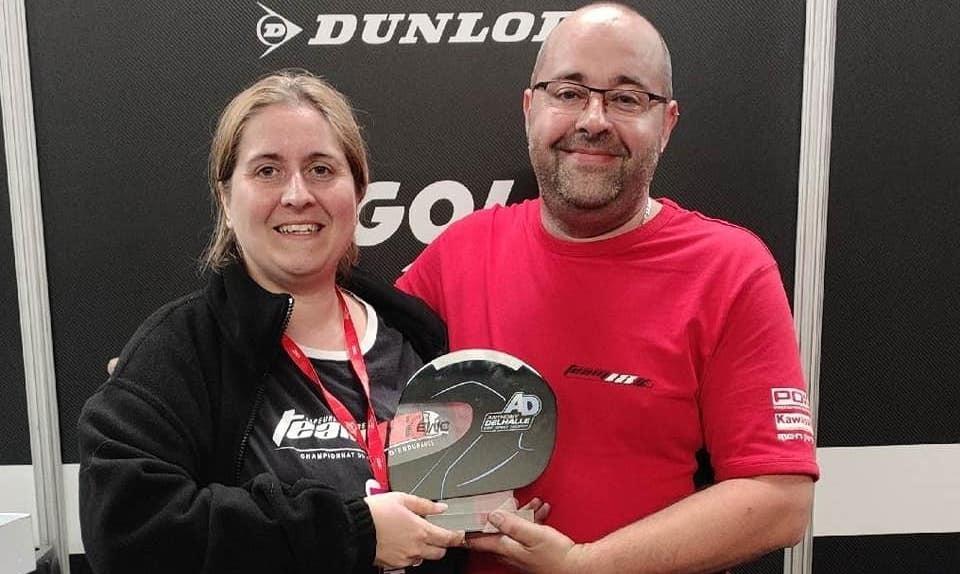 Le prix Anthony Delhalle revient au Team 18 à Oschersleben 2019